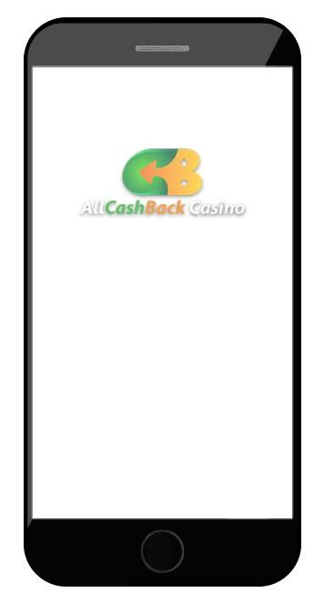 Allcashback Casino - Mobile friendly