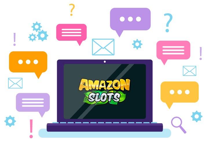 Amazon Slots - Support