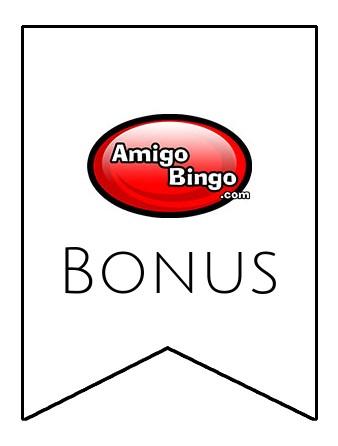 Latest bonus spins from Amigo Bingo