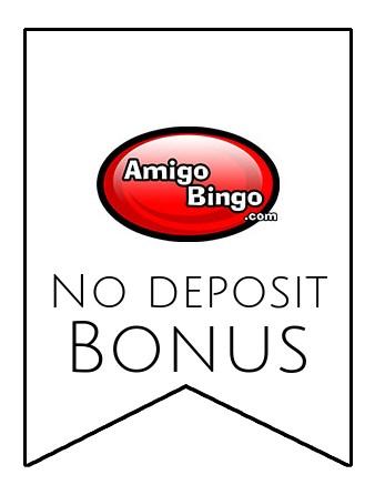 Amigo Bingo - no deposit bonus CR