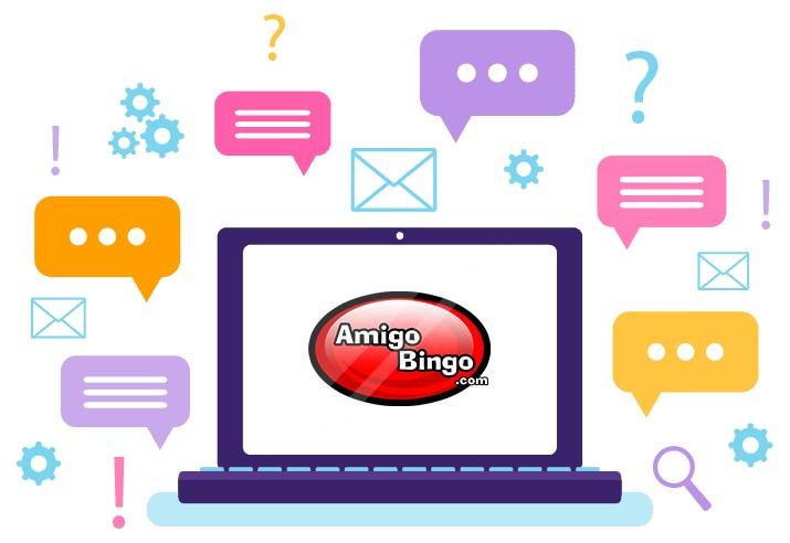Amigo Bingo - Support