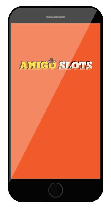 Amigo Slots Casino - Mobile friendly