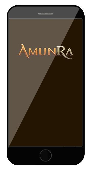 AmunRa - Mobile friendly