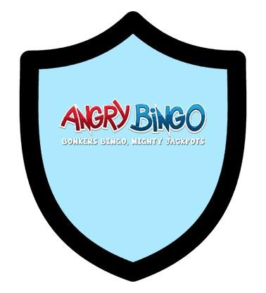 Angry Bingo - Secure casino