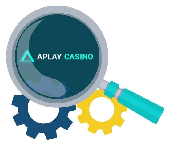 Aplay Casino - Software