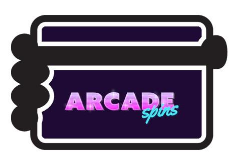 Arcade Spins Casino - Banking casino