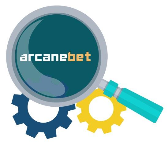 Arcanebet - Software