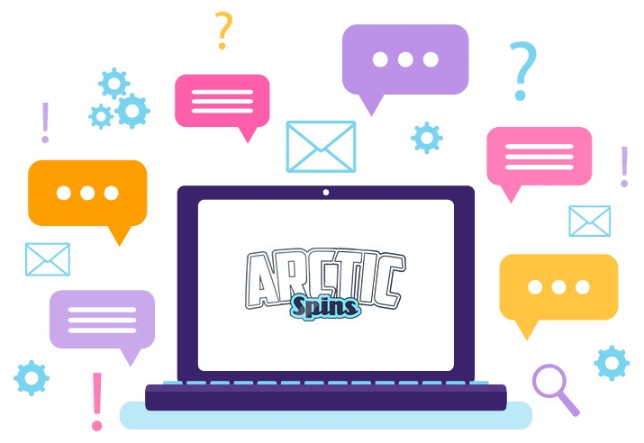 Arctic Spins Casino - Support