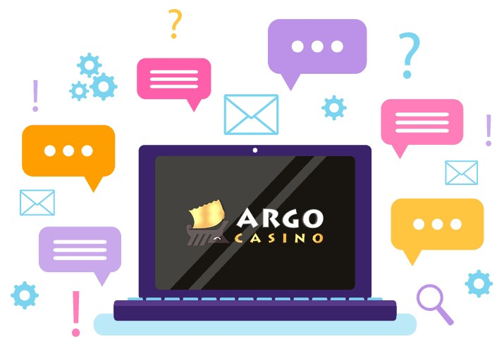 Argo Casino - Support