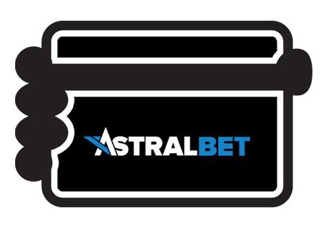 AstralBet Casino - Banking casino