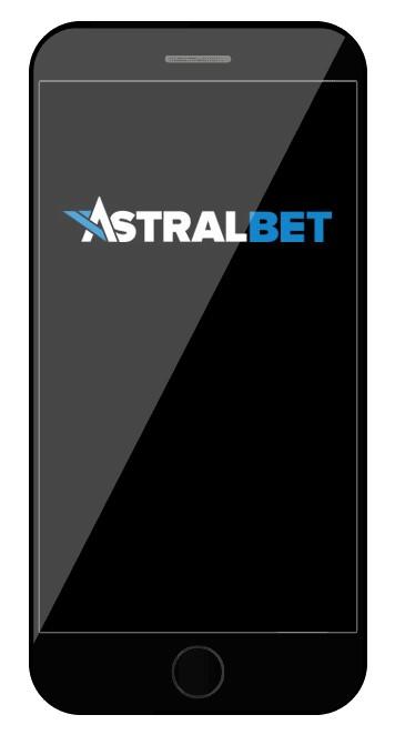 AstralBet Casino - Mobile friendly