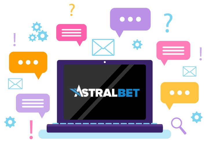 AstralBet Casino - Support