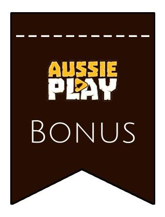 Latest bonus spins from Aussie Play