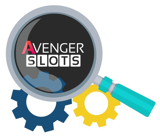 Avenger Slots - Software