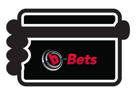 b-Bets Casino - Banking casino