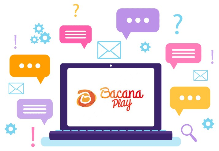 Bacana Play - Support