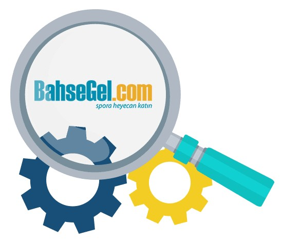 Bahsegel Casino - Software