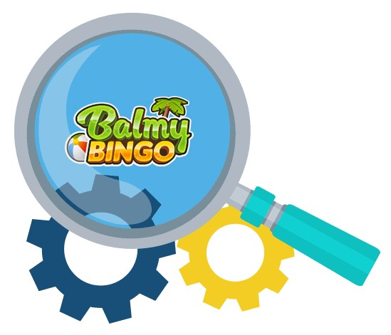 Balmy Bingo - Software