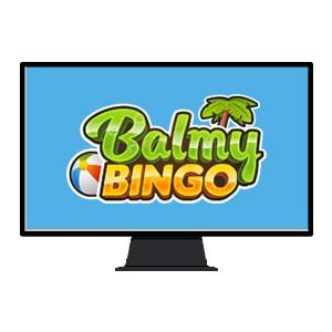 Balmy Bingo - casino review