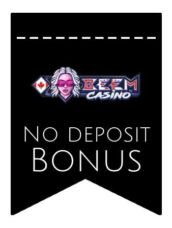 Beem Casino - no deposit bonus CR