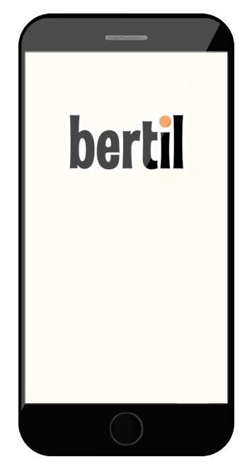Bertil Casino - Mobile friendly