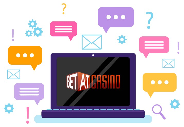Bet at Casino - Support