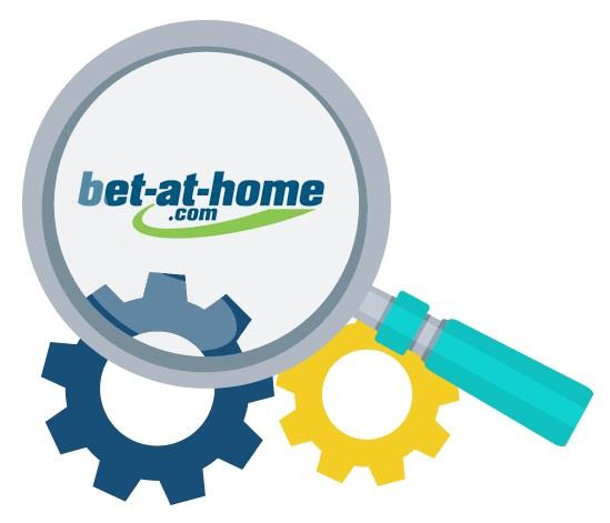 Bet-at-home Casino - Software