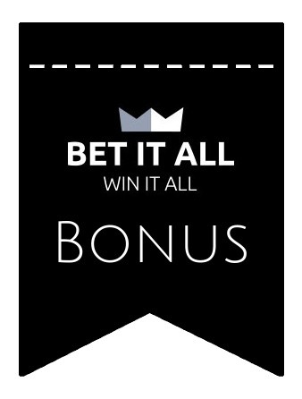 Latest bonus spins from Bet it All Casino
