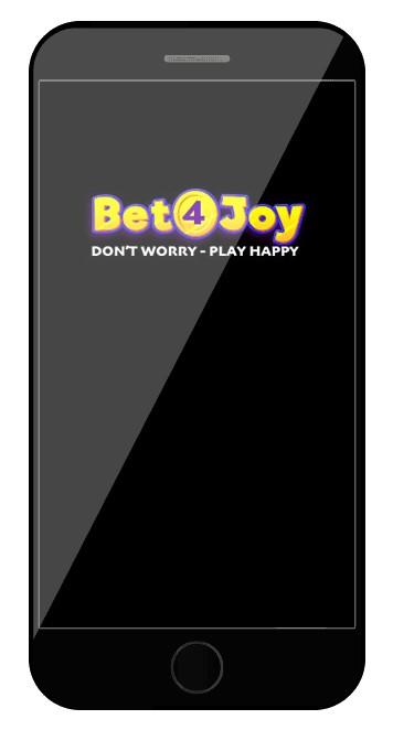 Bet4Joy - Mobile friendly