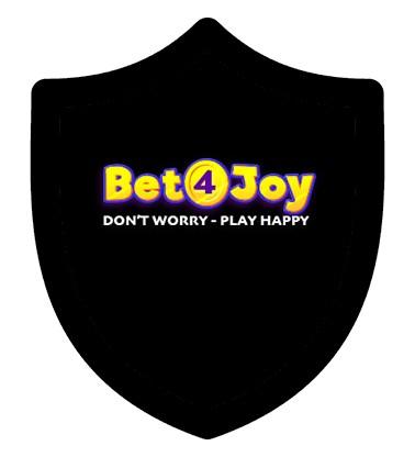 Bet4Joy - Secure casino