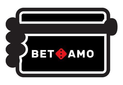 BetAmo - Banking casino