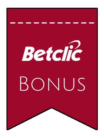 Latest bonus spins from BetClic Casino