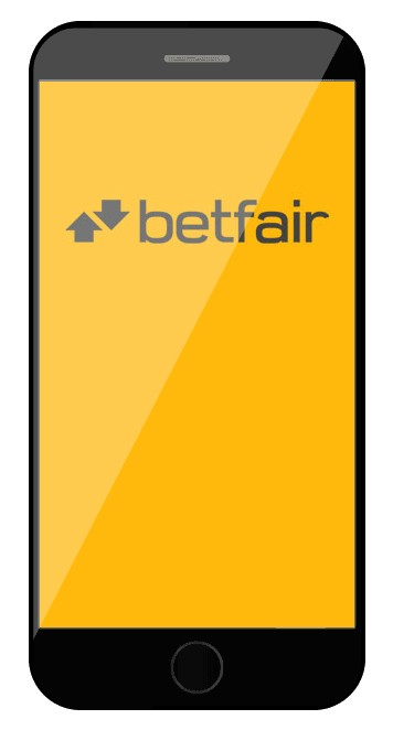 Betfair Casino - Mobile friendly