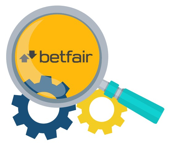 Betfair Casino - Software