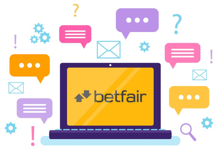 Betfair Casino - Support