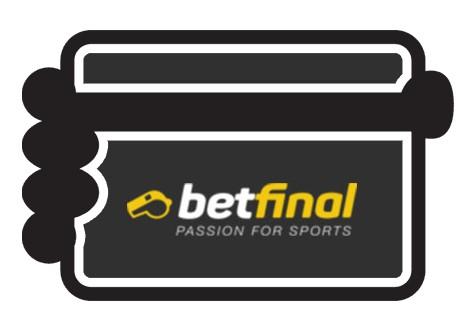Betfinal Casino - Banking casino