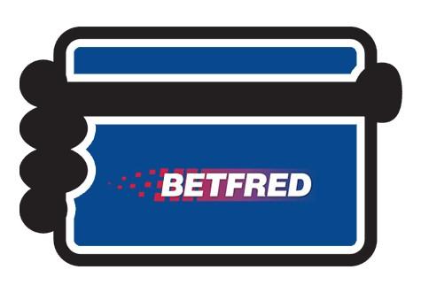 Betfred Casino - Banking casino