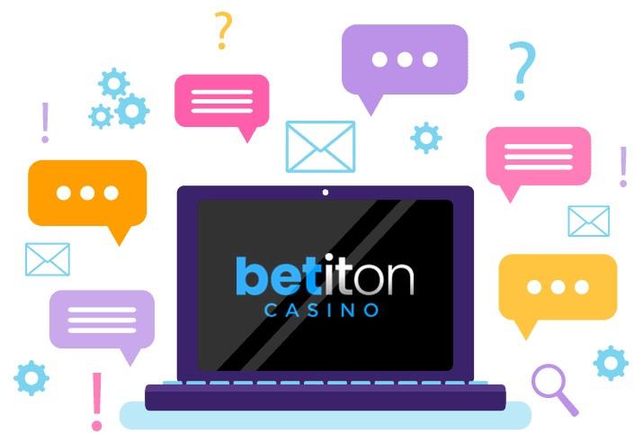 Betiton - Support
