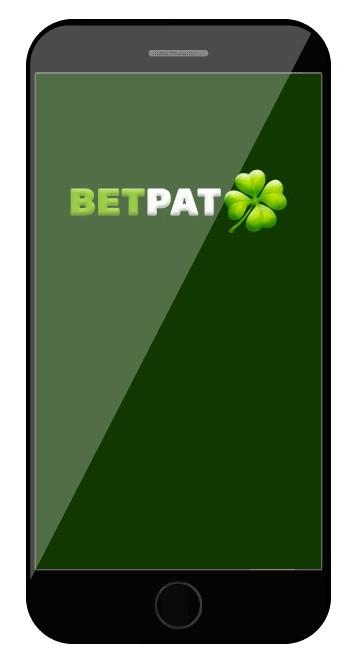 BetPat - Mobile friendly