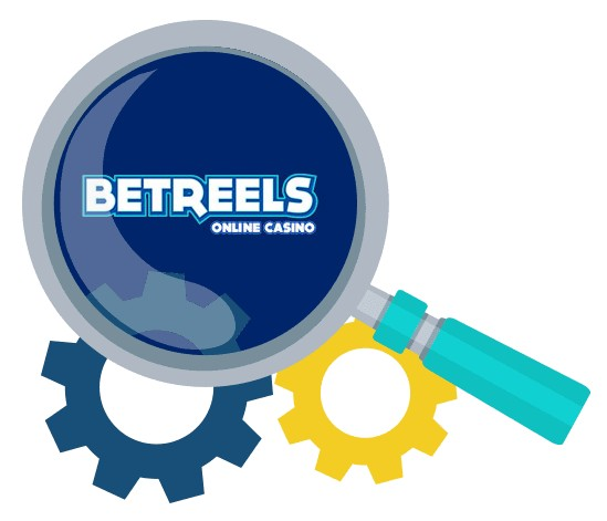 Betreels Casino - Software
