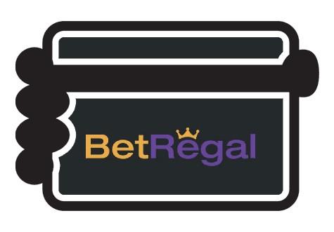 BetRegal Casino - Banking casino