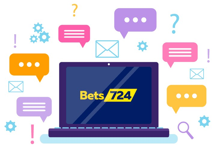 Bets724 - Support