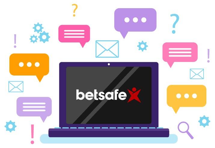 Betsafe Casino - Support