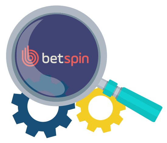 Betspin Casino - Software