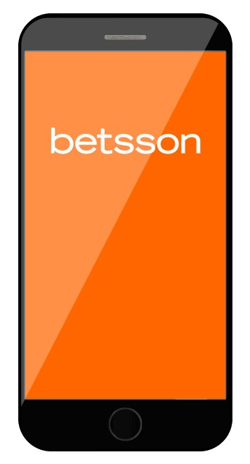 Betsson Casino - Mobile friendly