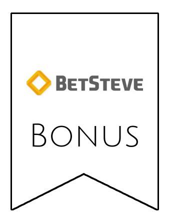 Latest bonus spins from BetSteve