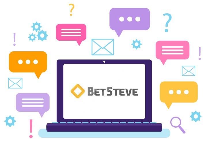BetSteve - Support