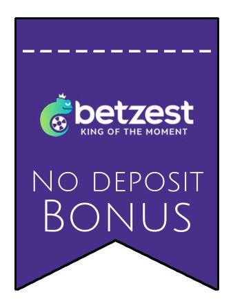 Betzest Casino - no deposit bonus CR