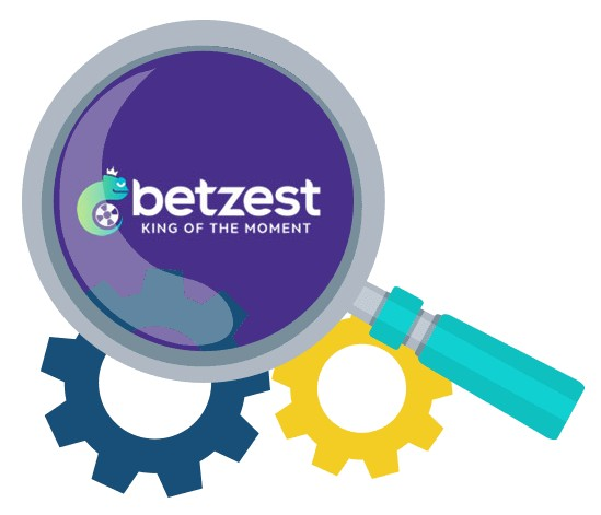 Betzest Casino - Software