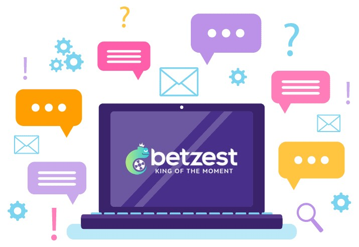 Betzest Casino - Support